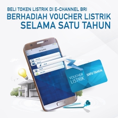 BRI E-BANKING - PROGRAM PLN