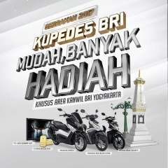 KUPEDES - PROGRAM GEBRAKAN