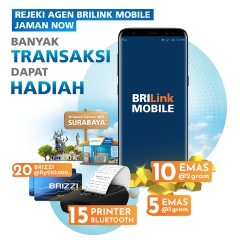 BRILINK MOBILE – PROGRAM JAMAN NOW